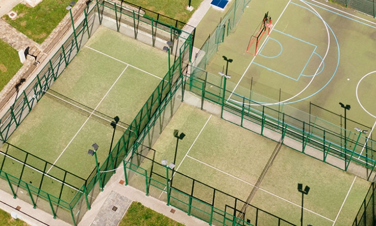 Padel Court Manufacturers and Construction Costs
