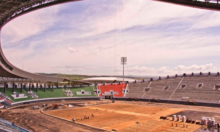 Stadium Construction and Stadium Types