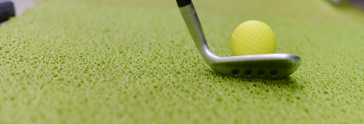 Artificial Turf for Golf Courses