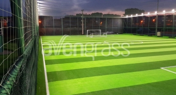 Which Artificial Grass is Used in Football Fields?