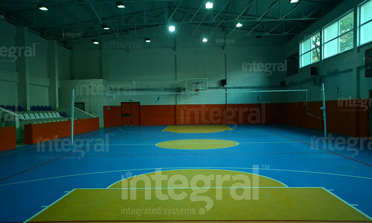 Basketball Field Size and Surface!