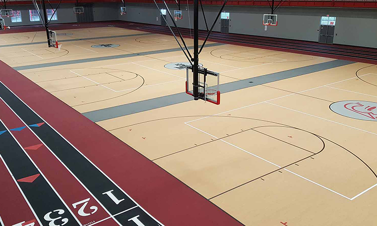 Basketball Game Positions and Increasing Basketball Courts