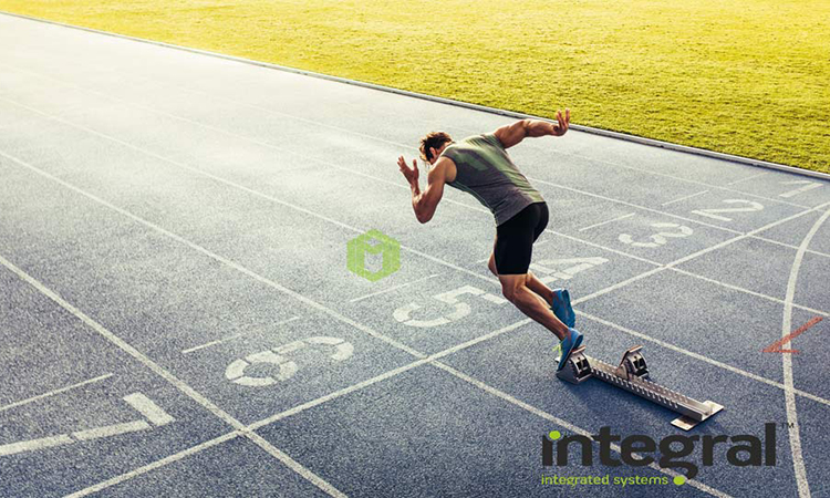 What is 100 Meters Running? How should the running track be?