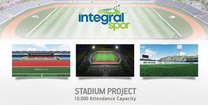 Stadium for 10000 People