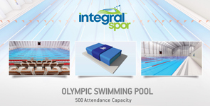Olympic Swimming Pool for 500 People