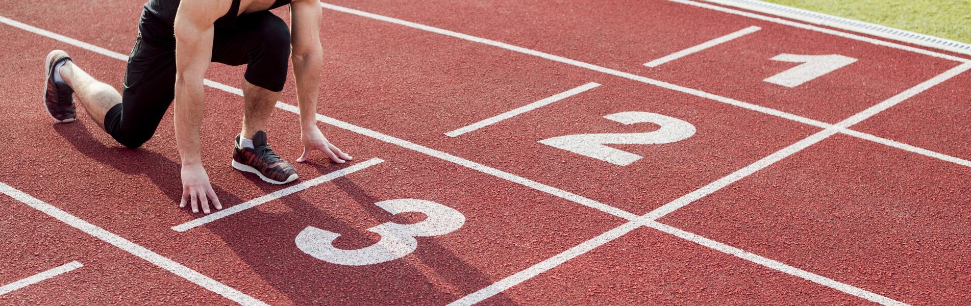 Athletics Tracks