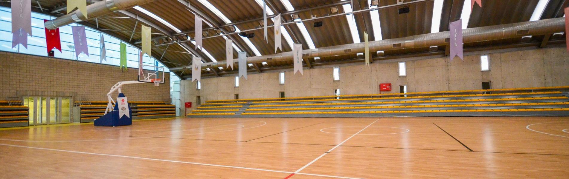 Indoor Sports Halls