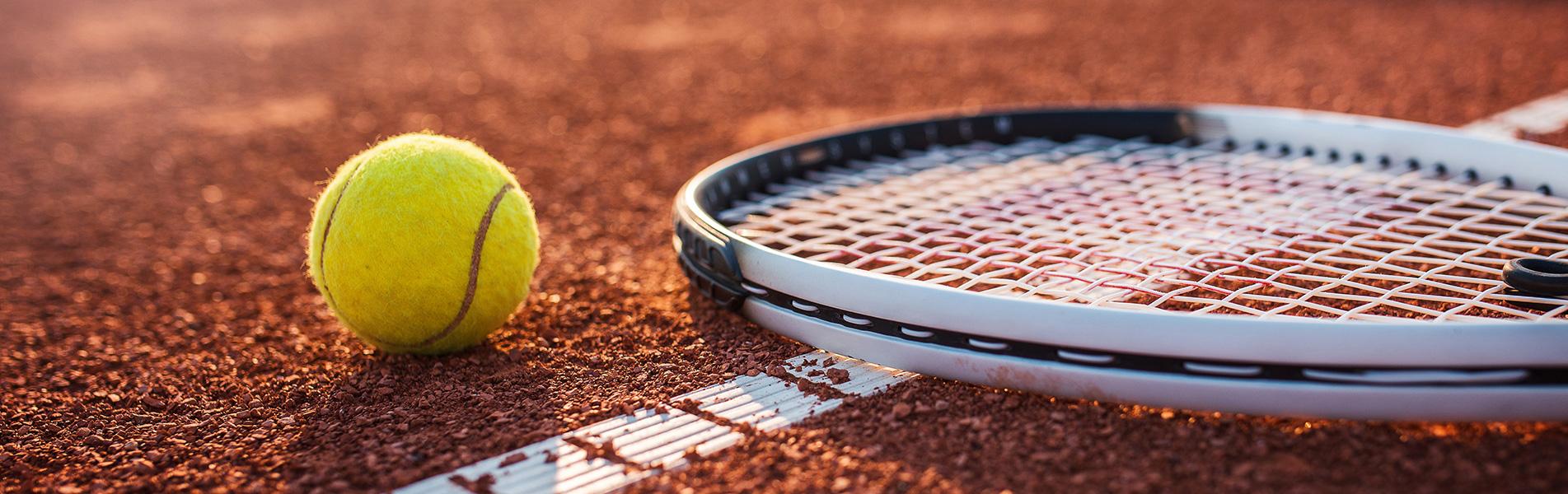 ملاعب التنس