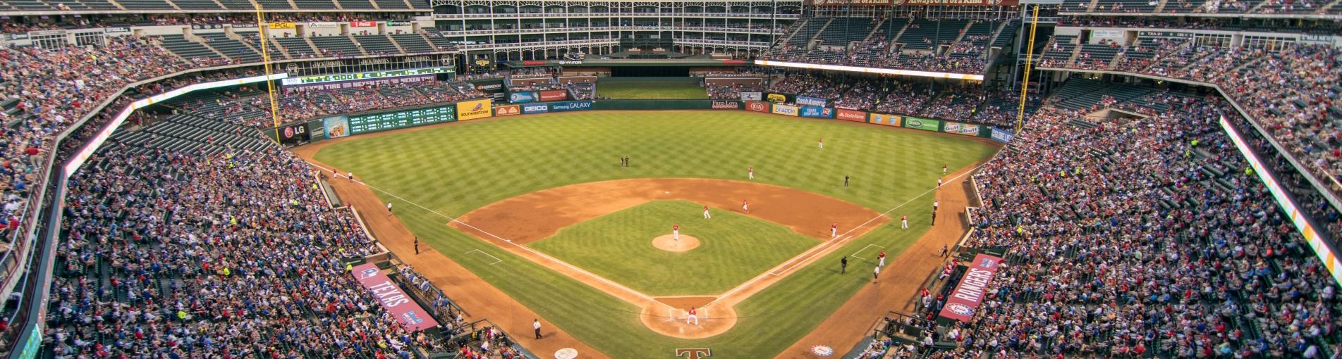 Costo para la construcción de un campo de béisbol