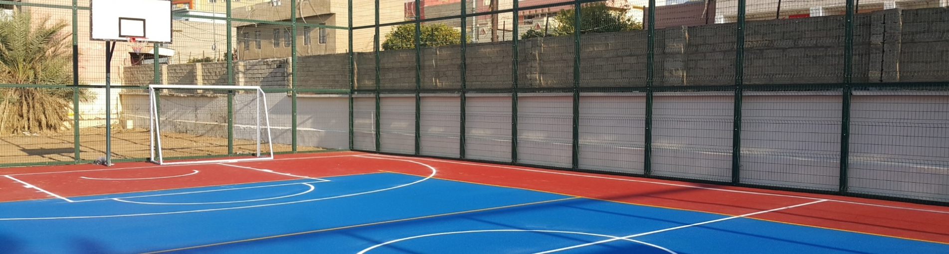 For Multipurpose Field Construction Cost