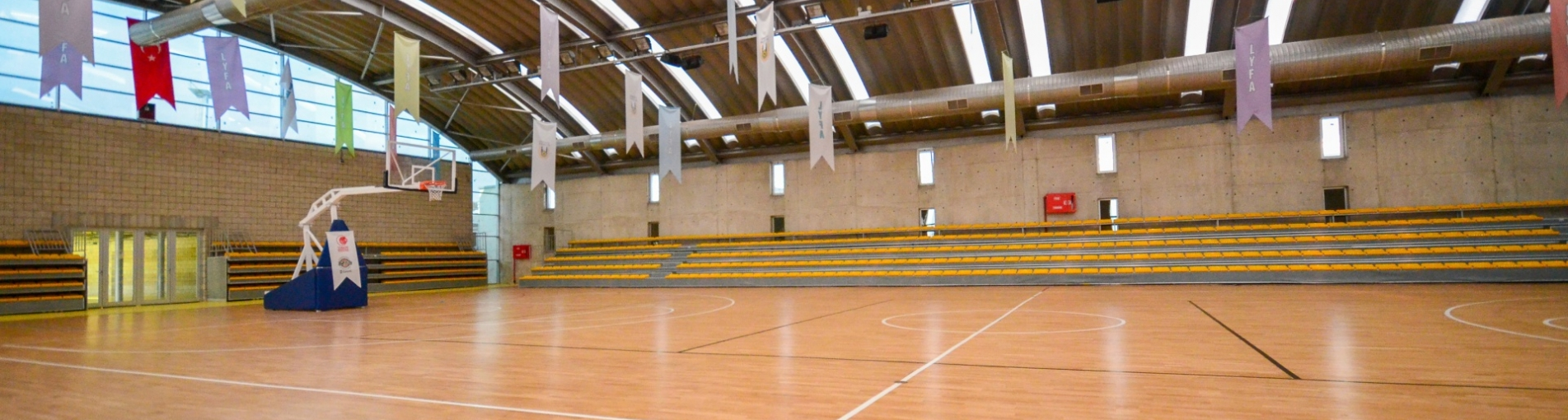 For Indoor Sports Hall Construction Cost