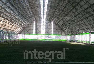 Mini Indoor Football Field