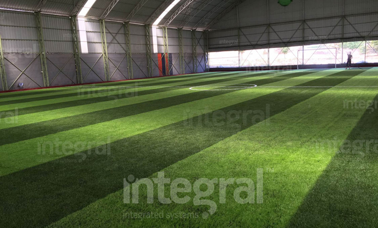Antalya Esentepe Indoor Grass Field
