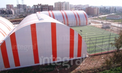 Antalya Indoor Football Pitch