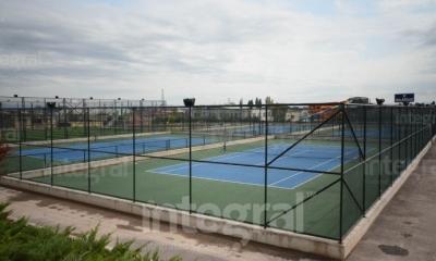 Aydın Municipality Acrylic Tennis Court