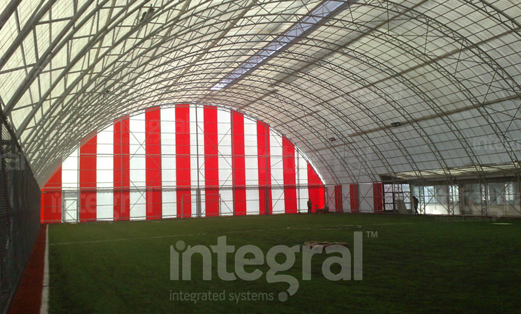 Çorum Indoor Football Field