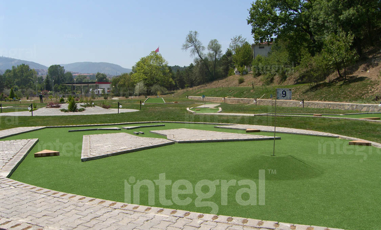 Kocaeli Naval Comm. Golf course