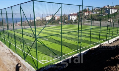 Samsun Canik Carpet Pitch