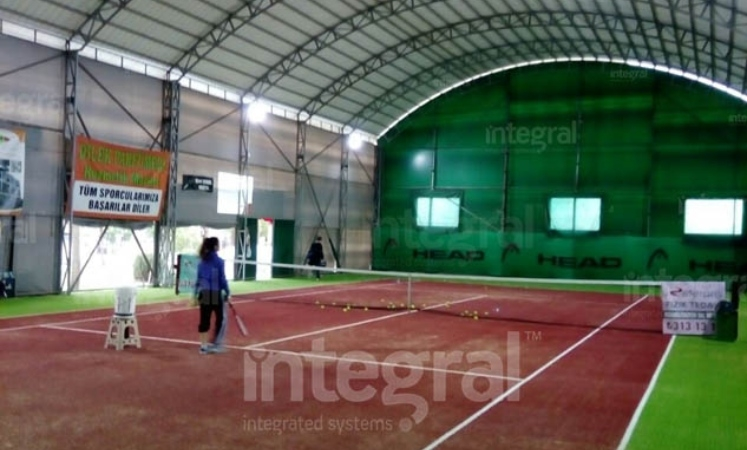 Aydin Nazilli Tennis Park