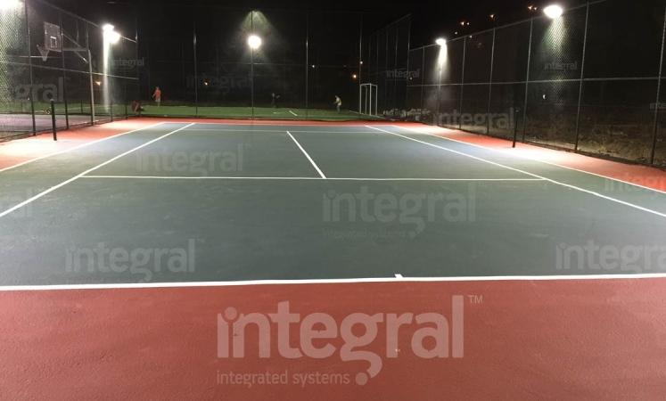 İzmir Military High School Tennis Court