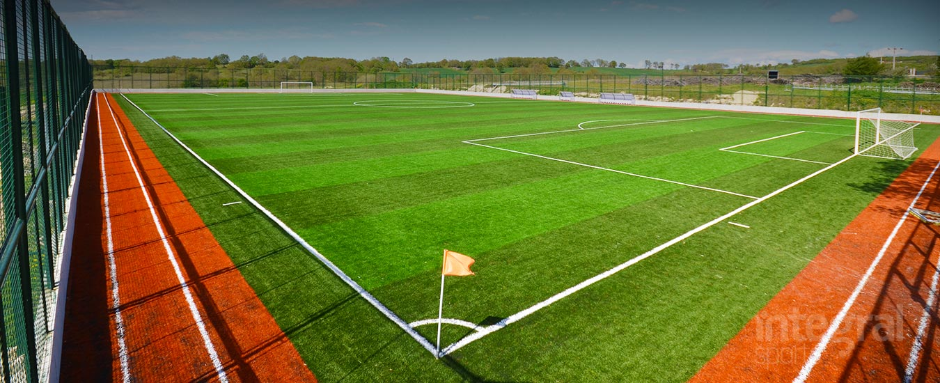 Football Field Construction – FIFA**