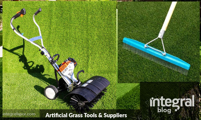 Artificial Grass Tools and Suppliers