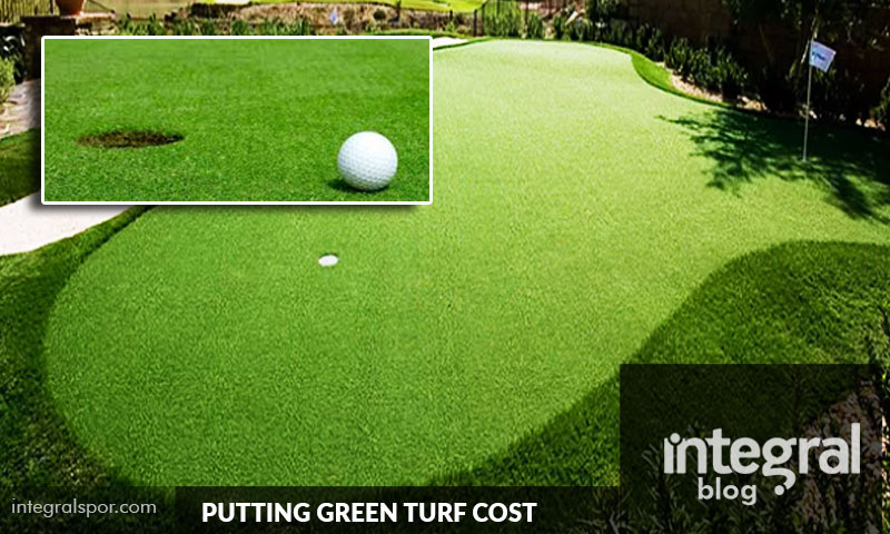 How Much does Putting Green Turf Cost?